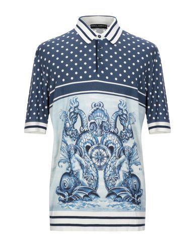 Dolce & Gabbana Cashmere Blend In Slate Blue