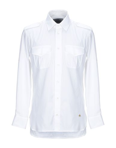 Vivienne Westwood Man Shirts In White