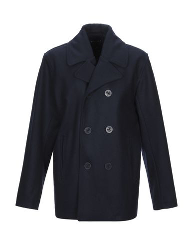 Armor-lux Coat In Dark Blue