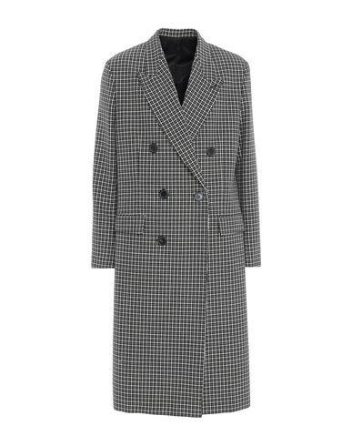 Ami Alexandre Mattiussi Coat In Lead