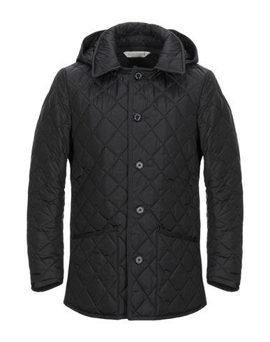 Mackintosh Jacket In Black