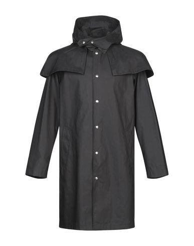 Emporio Armani Full-length Jacket In Black