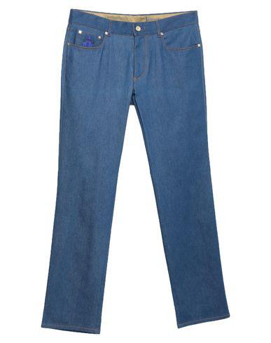 Billionaire Denim Pants In Blue