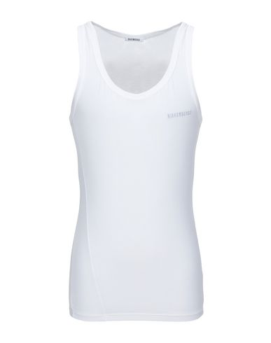 Bikkembergs Tank Top In White