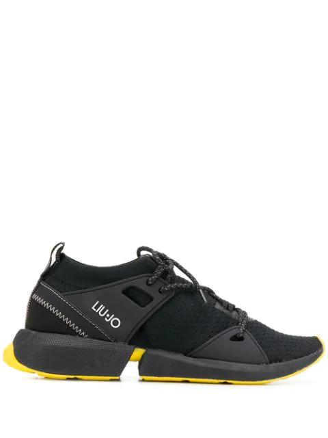 Liu •jo Yulia Sneakers In Black
