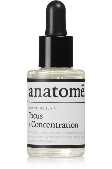 Anatome Essential Oil Elixir - Focus Concentration, 30ml In Colorless