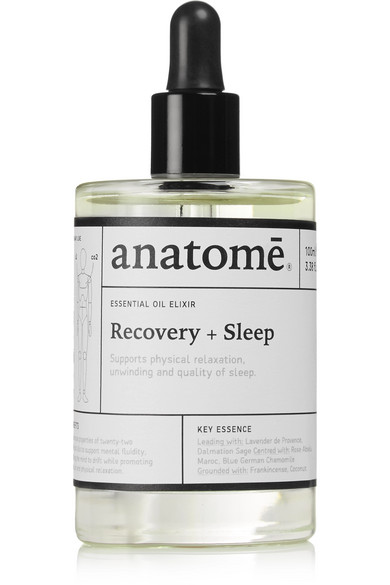Anatome Essential Oil Elixir - Recovery Sleep, 100ml In Colorless