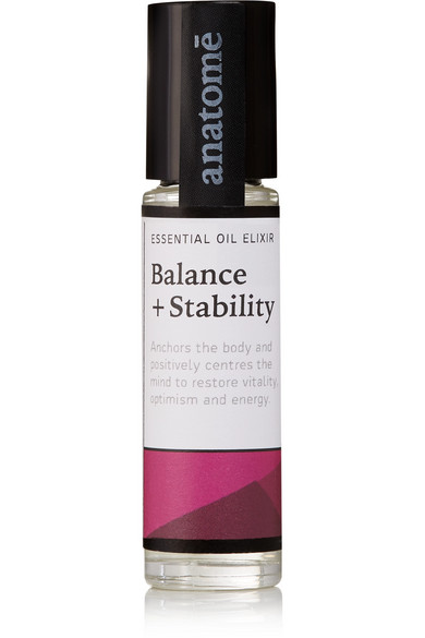 Anatome Essential Oil Elixir - Balance Stability, 10ml In Colorless