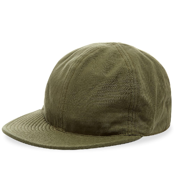The Real Mccoys The Real Mccoy's Type A-3 Cap In Green