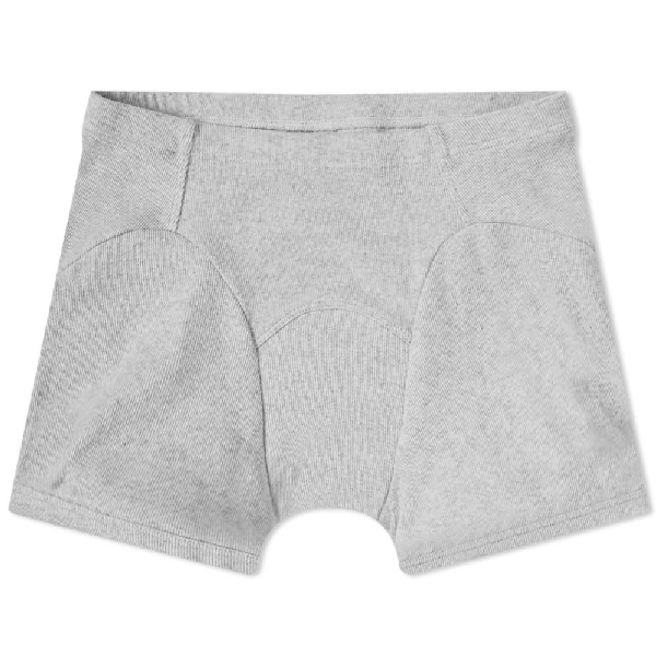 The Real Mccoys The Real Mccoy's Athletic Boxer Short In Grey
