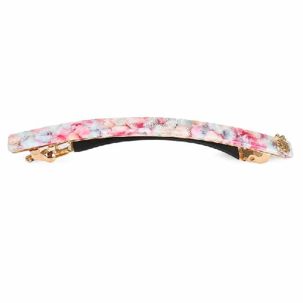 Ia Bon Simple Hair Clip – Pink Sprinkles