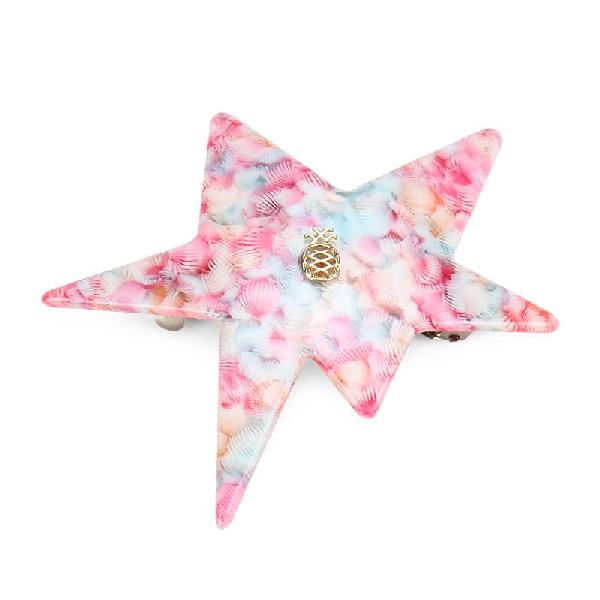 Ia Bon Star Clip – Pink Sprinkles