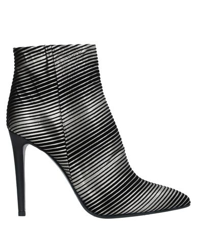 Gianni Marra Ankle Boot In Silver