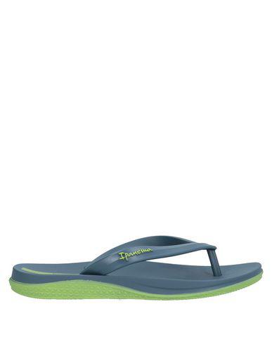 Ipanema Flip Flops In Slate Blue