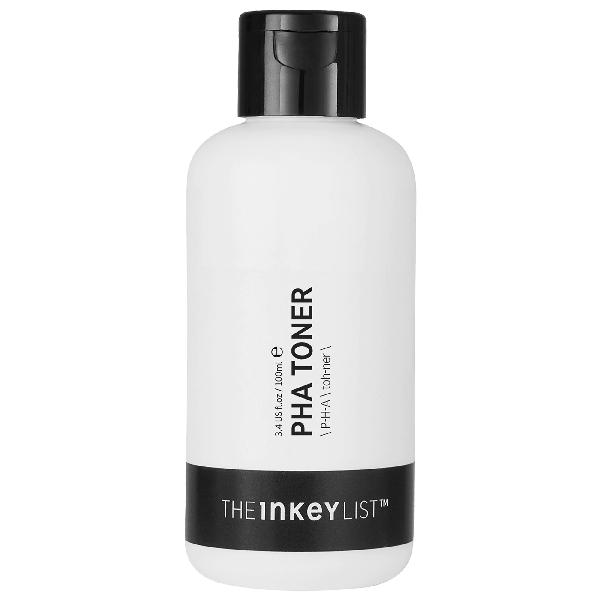 The Inkey List Polyhydroxy Acid (pha) Gentle Exfoliating Toner 3.4 oz/ 100 ml