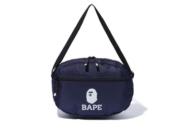 Bape Summer Bag Shoulder Bag Navy