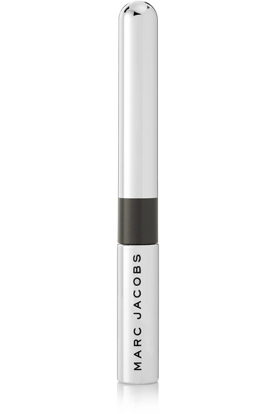 Marc Jacobs Beauty Highliner Liquid-gel Eyeliner - Steel The Show 30 In Silver