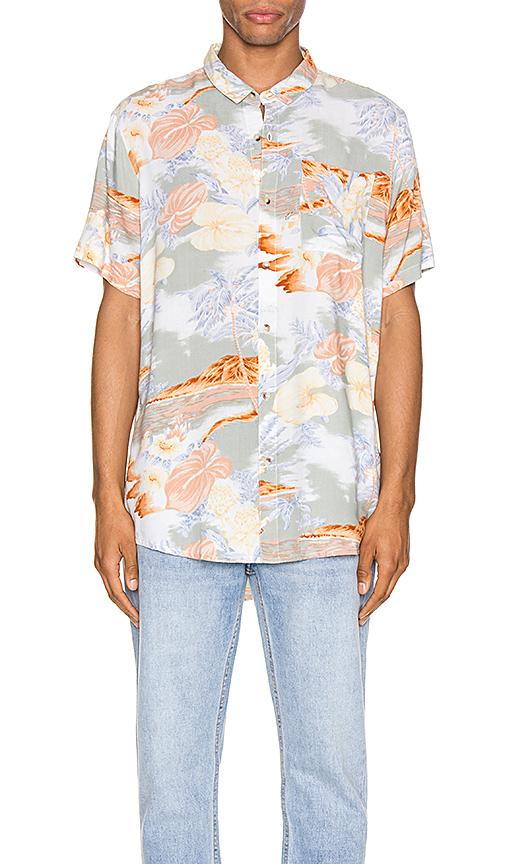 Rolla's Bon Beach Island 衬衫 – Sun Fade