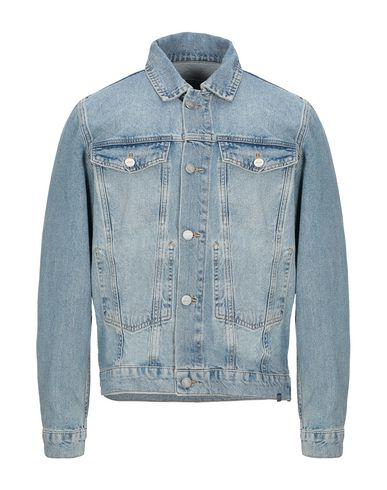 Wood Wood Denim Jacket In Blue