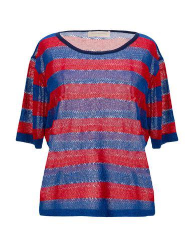 Chiara Bertani Sweater In Red