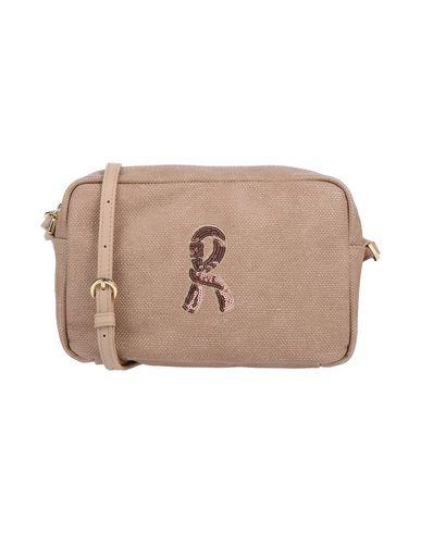 Roberta Di Camerino Cross-body Bags In Sand