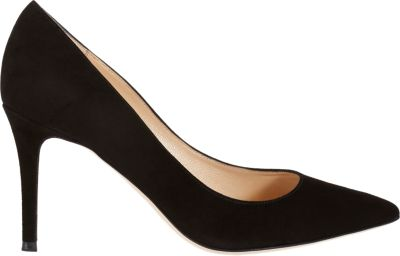 Barneys New York Nataly Pointed-Toe Pumps - Black - Nero