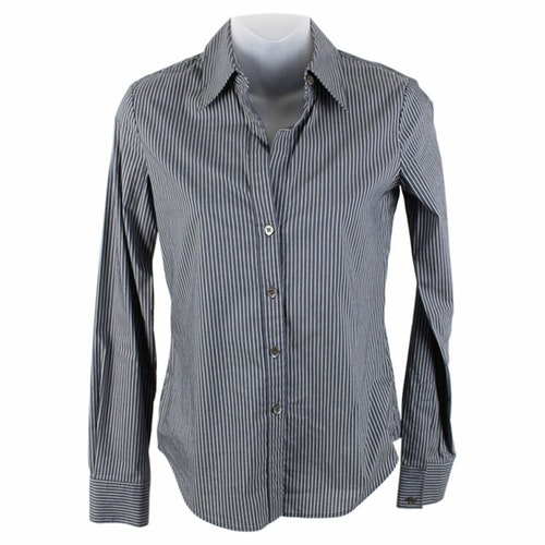 Theory Grey Cotton  Top