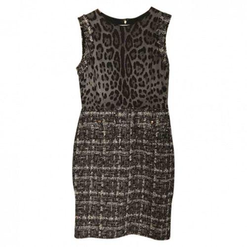 Dolce & Gabbana Grey Dress