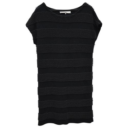 3.1 Phillip Lim Black Wool Dress