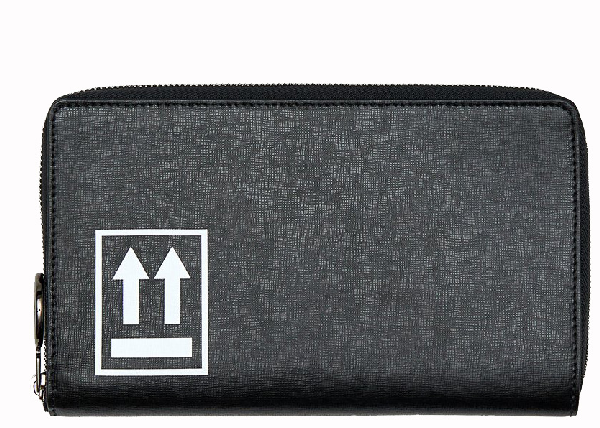 Off-white Arrows Wallet Black White