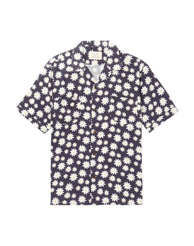 Holiday Boileau Patterned Shirt In Dark Blue