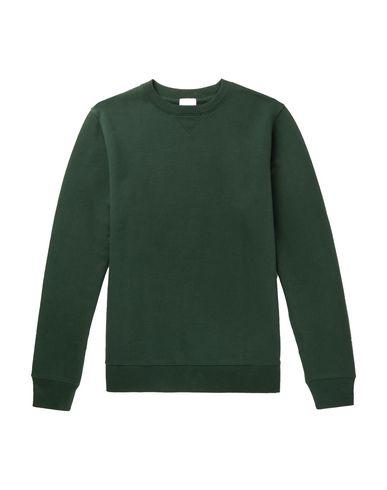 Handvaerk Sweatshirt In Dark Green
