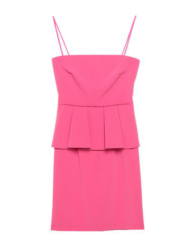 Moschino Cheap And Chic Short Dress In Pink