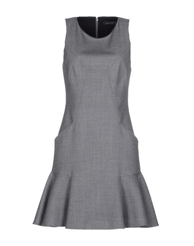 Barbara Bui Short Dress In Grey