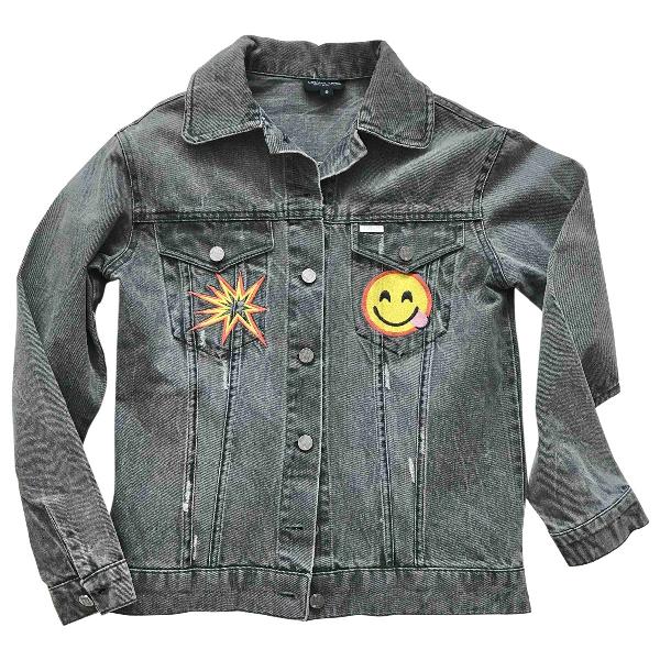 Les Éclaires Grey Denim - Jeans Jacket