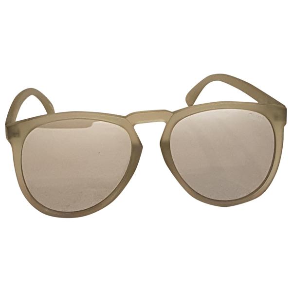Quay Green Sunglasses
