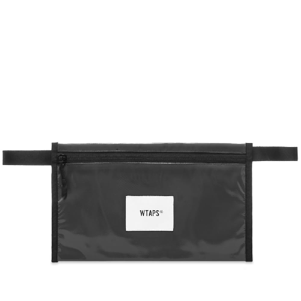 Wtaps Mag Pouch In Black