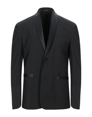 Sartorial Monk Blazer In Black
