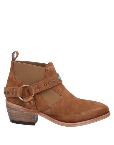 Catarina Martins Ankle Boot In Tan