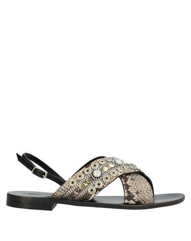 Nanni Sandals In Beige