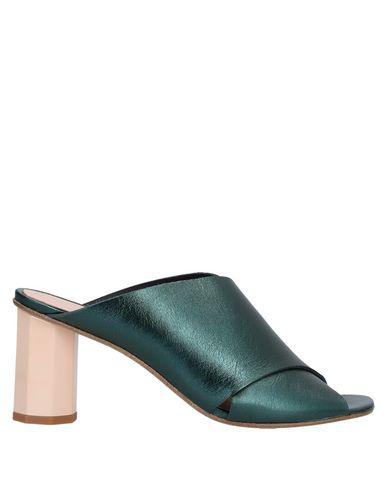 Alysi Sandals In Deep Jade