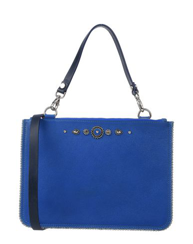 Nanni Handbag In Bright Blue