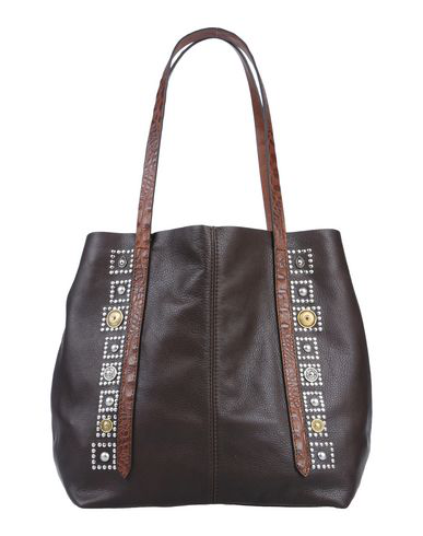 Nanni Handbag In Dark Brown