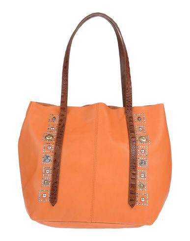 Nanni Handbag In Orange