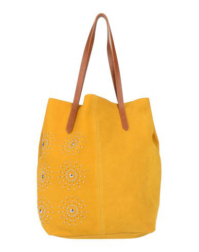 Nanni Handbag In Ocher