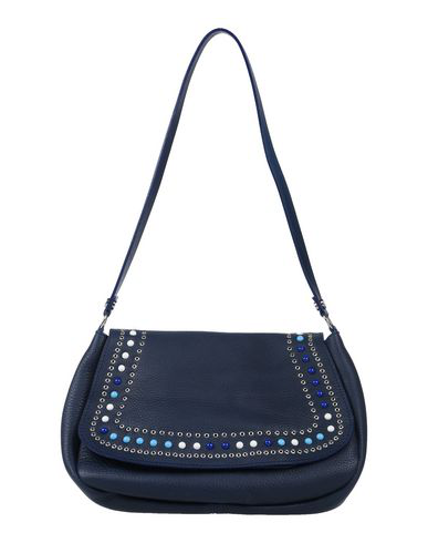 Nanni Shoulder Bag In Dark Blue