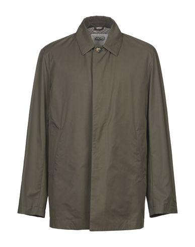 Valstar Full-length Jacket In Military Green