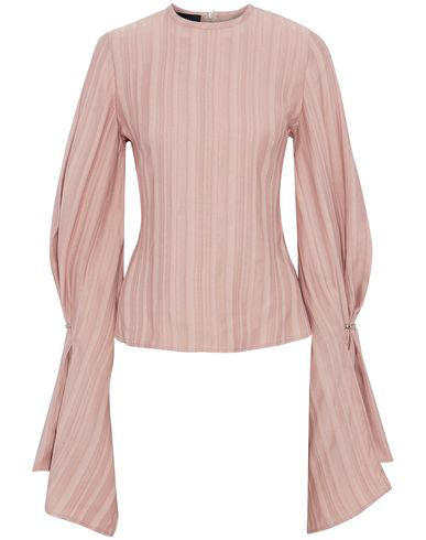 Sid Neigum Blouse In Pale Pink