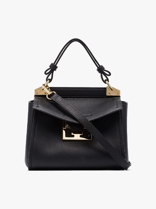 Givenchy Bag 'mystic Mini' With Double G Logo Black