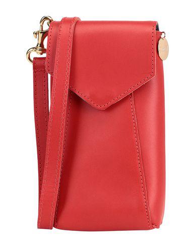 Clare V Cross-body Bags In Red